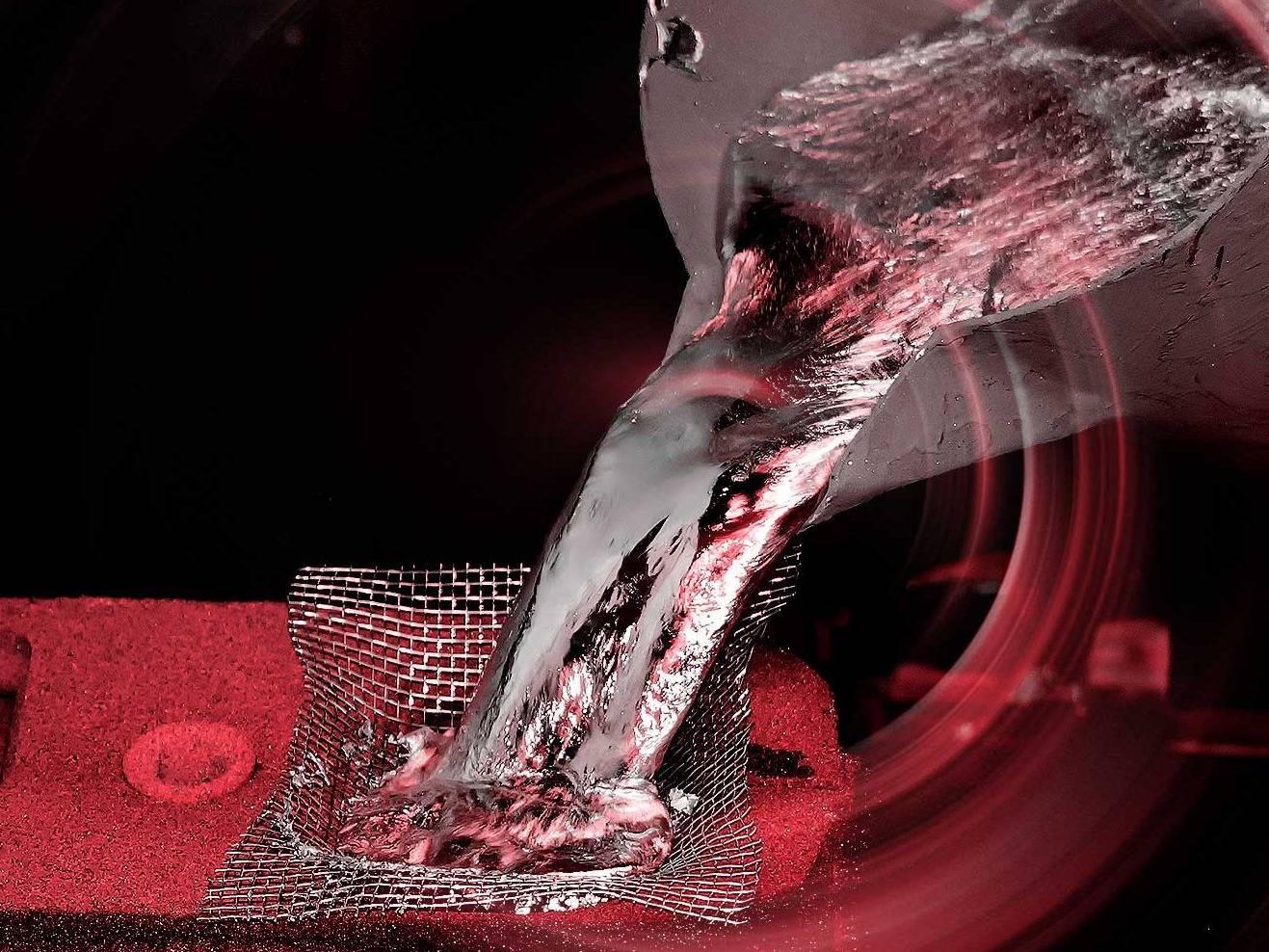 alluminiumindustrie, Rauch- und Brandfrüherkennung